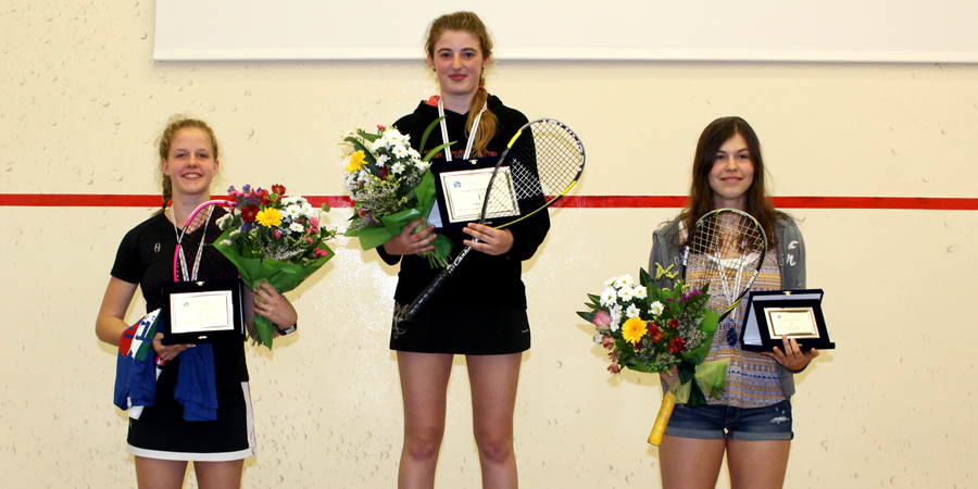 IJO2015 podiu u19 girls
