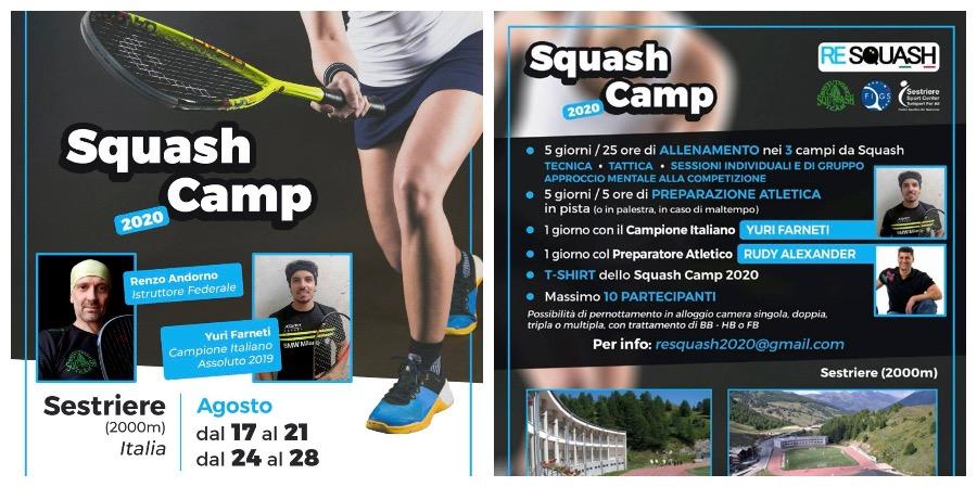2020 squash camp sestriere