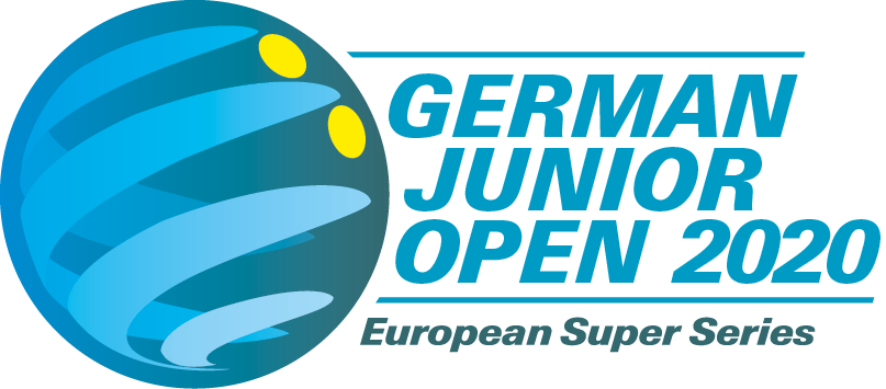 German Junior Open 2020 Logo