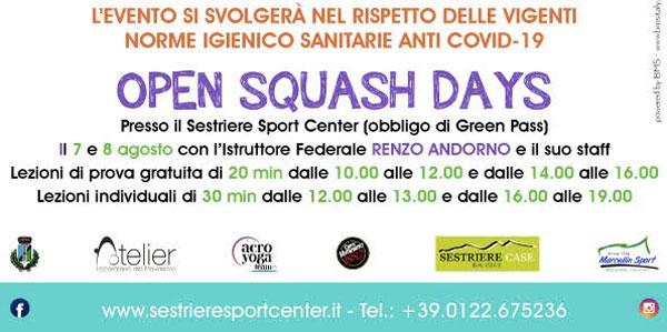 2021 sestriere sport days