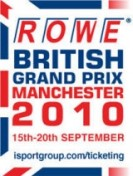 ROWE British Grand Prix 2010